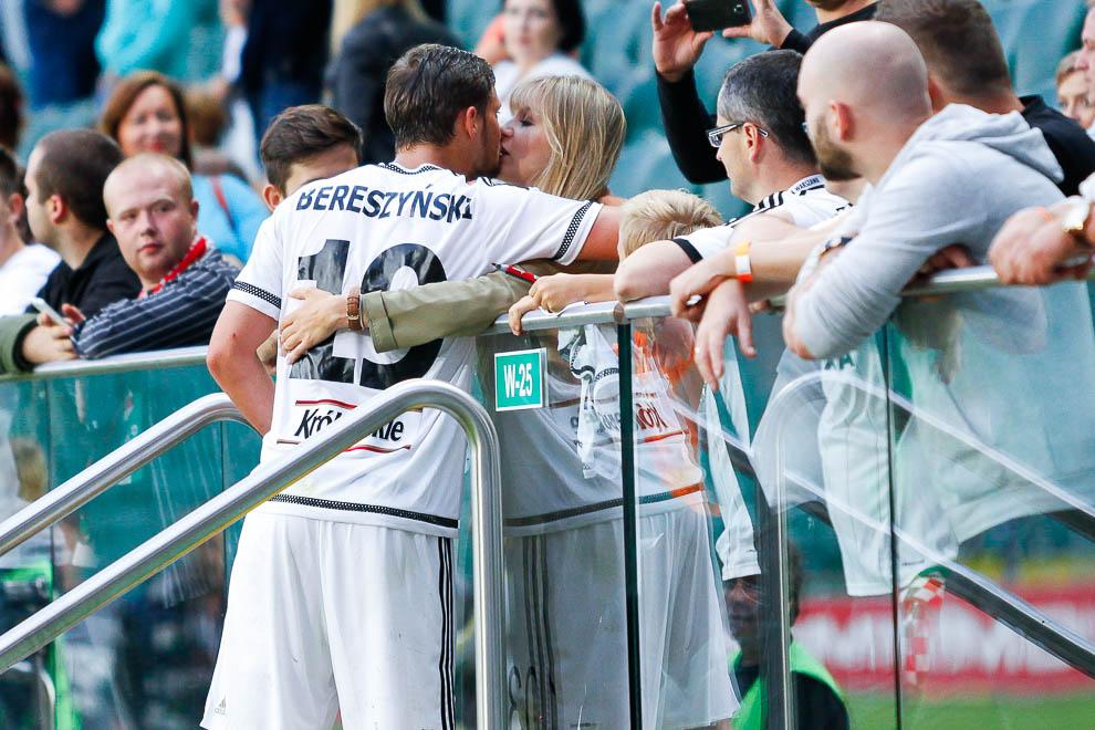 Legia Warszawa 5-0 Podbeskidzie Bielsko-Biała - fot. Piotr Galas/wiadomosci24.pl (zdjęcie 64 z 64)