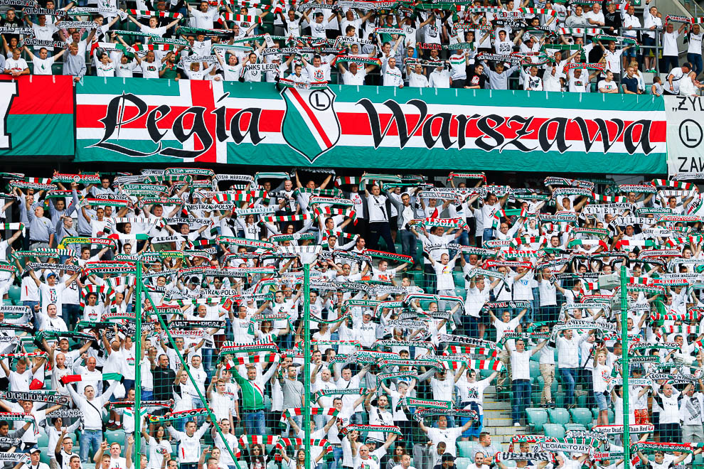 Legia Warszawa 5-0 Podbeskidzie Bielsko-Biała - fot. Piotr Galas/wiadomosci24.pl (zdjęcie 7 z 64)