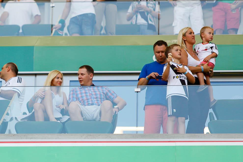 Legia Warszawa 1-1 Wisła Kraków - fot. Piotr Galas/wiadomosci24.pl (zdjęcie 11 z 76)