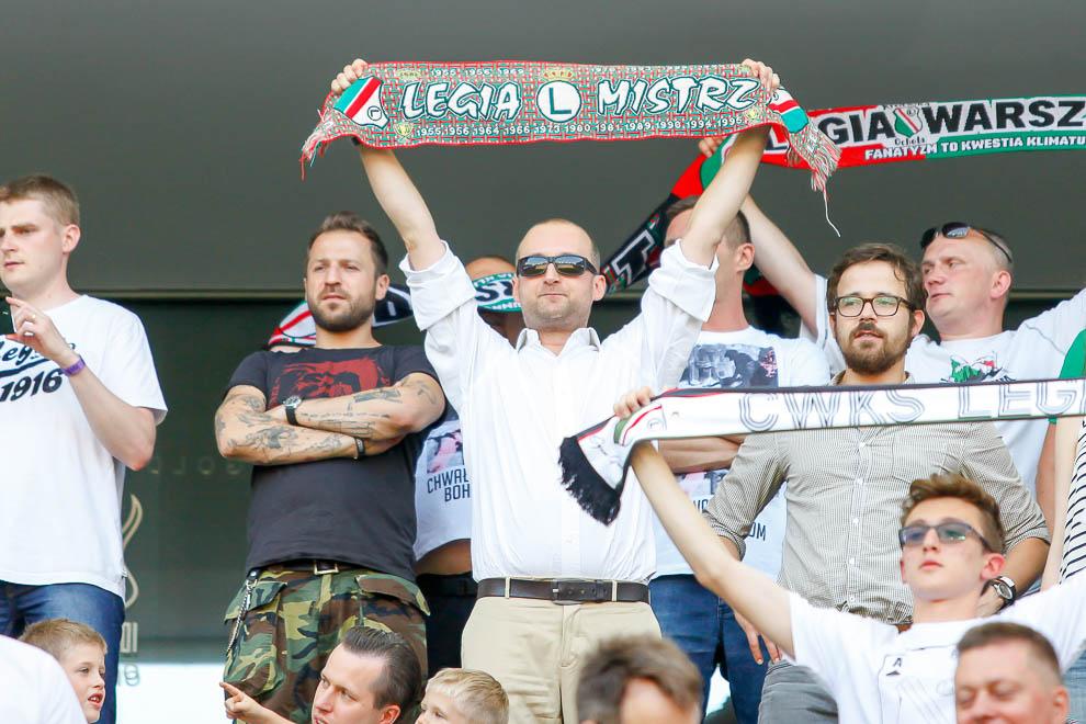 Legia Warszawa 1-1 Wisła Kraków - fot. Piotr Galas/wiadomosci24.pl (zdjęcie 12 z 76)