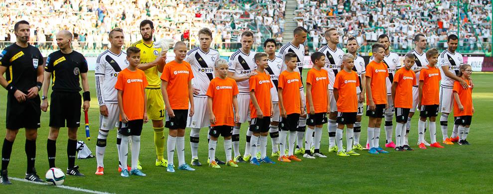 Legia Warszawa 1-1 Wisła Kraków - fot. Piotr Galas/wiadomosci24.pl (zdjęcie 14 z 76)