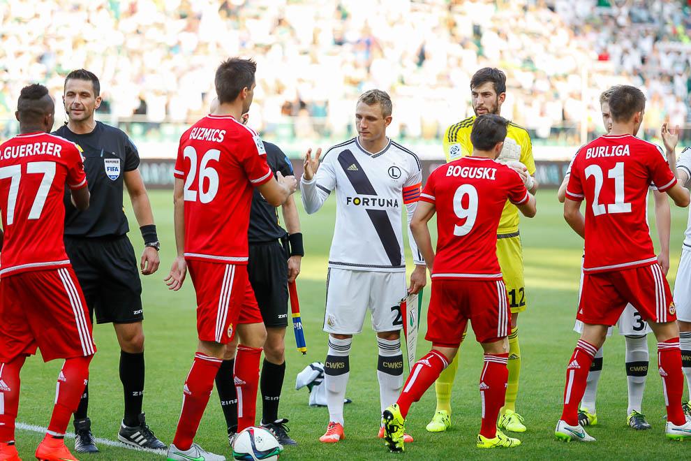 Legia Warszawa 1-1 Wisła Kraków - fot. Piotr Galas/wiadomosci24.pl (zdjęcie 15 z 76)