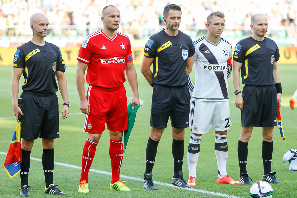 Legia Warszawa 1-1 Wisła Kraków - fot. Piotr Galas/wiadomosci24.pl (zdjęcie 17 z 76)