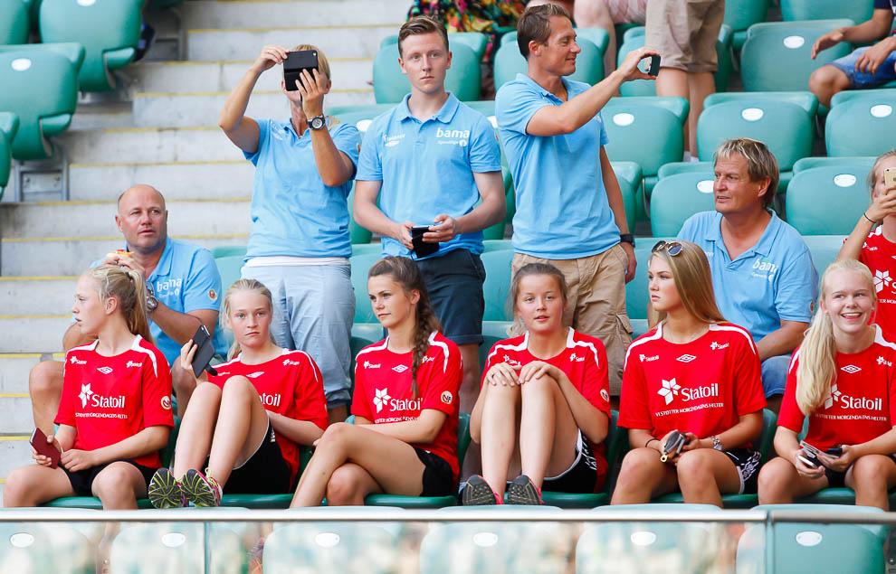 Legia Warszawa 1-1 Wisła Kraków - fot. Piotr Galas/wiadomosci24.pl (zdjęcie 18 z 76)