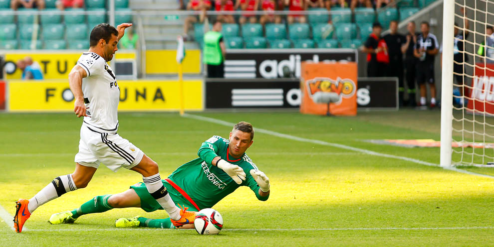 Legia Warszawa 1-1 Wisła Kraków - fot. Piotr Galas/wiadomosci24.pl (zdjęcie 24 z 76)