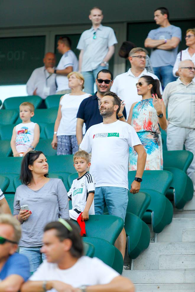 Legia Warszawa 1-1 Wisła Kraków - fot. Piotr Galas/wiadomosci24.pl (zdjęcie 3 z 76)