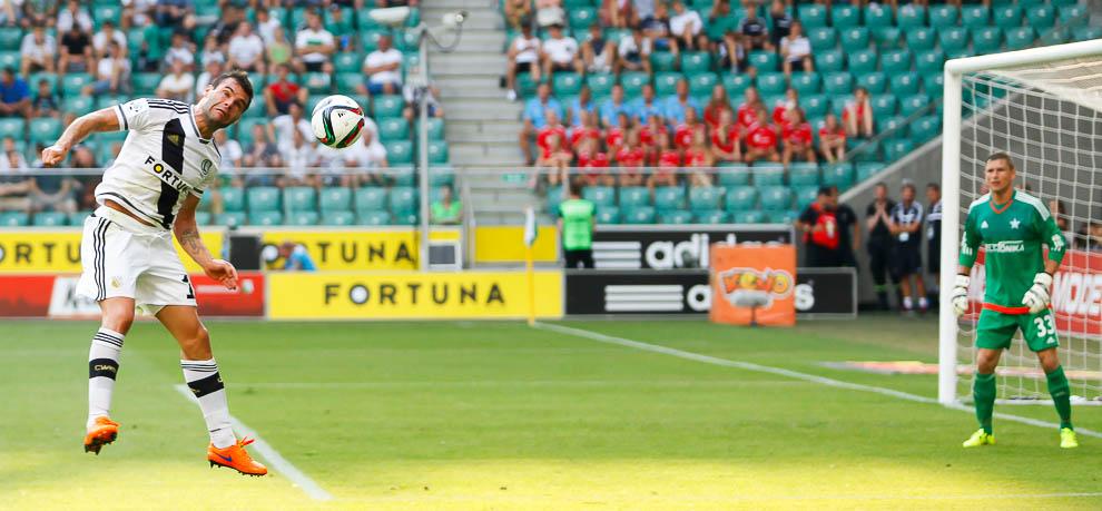 Legia Warszawa 1-1 Wisła Kraków - fot. Piotr Galas/wiadomosci24.pl (zdjęcie 36 z 76)
