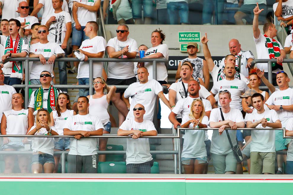 Legia Warszawa 1-1 Wisła Kraków - fot. Piotr Galas/wiadomosci24.pl (zdjęcie 40 z 76)