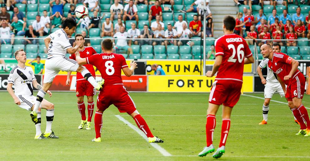 Legia Warszawa 1-1 Wisła Kraków - fot. Piotr Galas/wiadomosci24.pl (zdjęcie 44 z 76)
