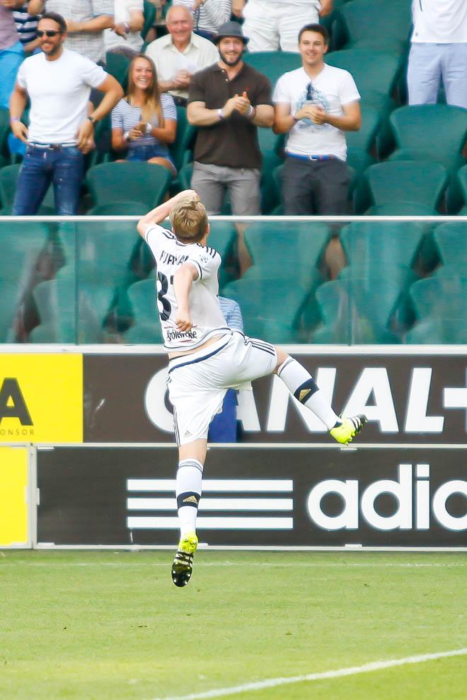 Legia Warszawa 1-1 Wisła Kraków - fot. Piotr Galas/wiadomosci24.pl (zdjęcie 48 z 76)