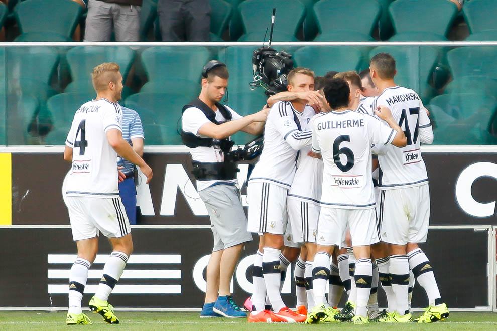 Legia Warszawa 1-1 Wisła Kraków - fot. Piotr Galas/wiadomosci24.pl (zdjęcie 51 z 76)