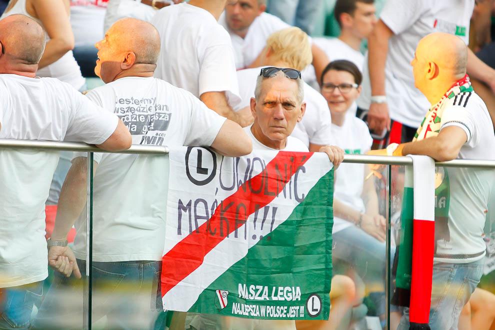 Legia Warszawa 1-1 Wisła Kraków - fot. Piotr Galas/wiadomosci24.pl (zdjęcie 52 z 76)