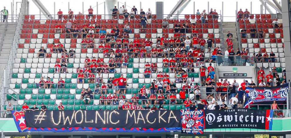 Legia Warszawa 1-1 Wisła Kraków - fot. Piotr Galas/wiadomosci24.pl (zdjęcie 53 z 76)
