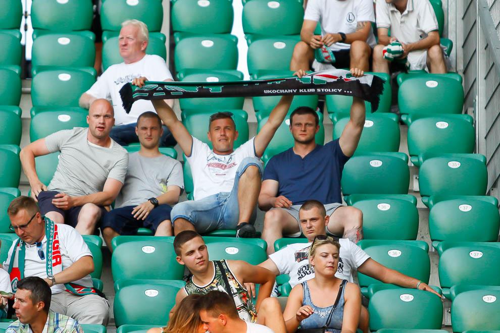 Legia Warszawa 1-1 Wisła Kraków - fot. Piotr Galas/wiadomosci24.pl (zdjęcie 55 z 76)