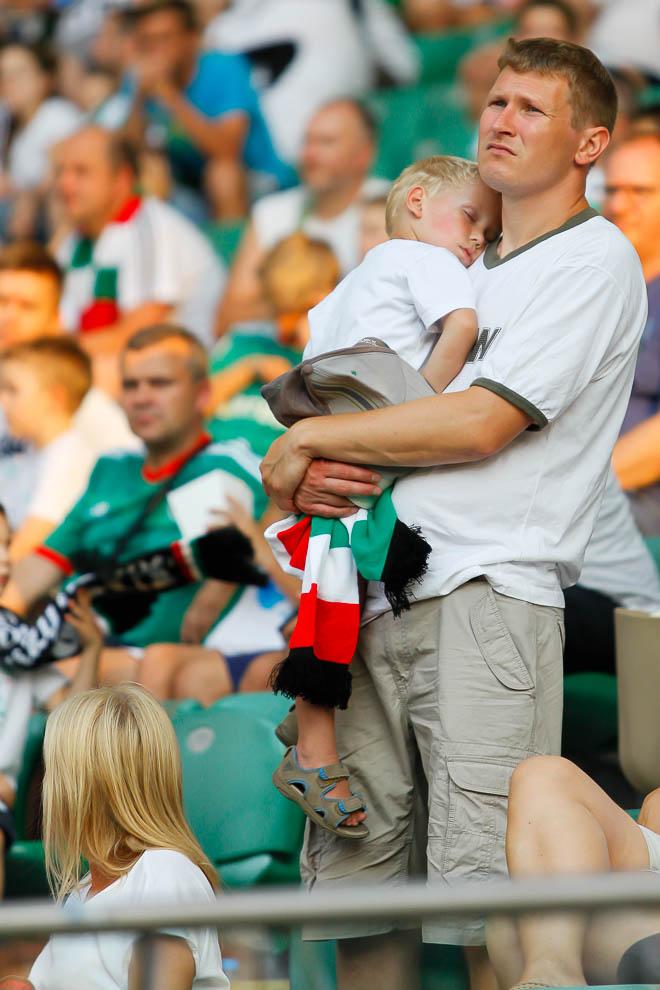 Legia Warszawa 1-1 Wisła Kraków - fot. Piotr Galas/wiadomosci24.pl (zdjęcie 57 z 76)