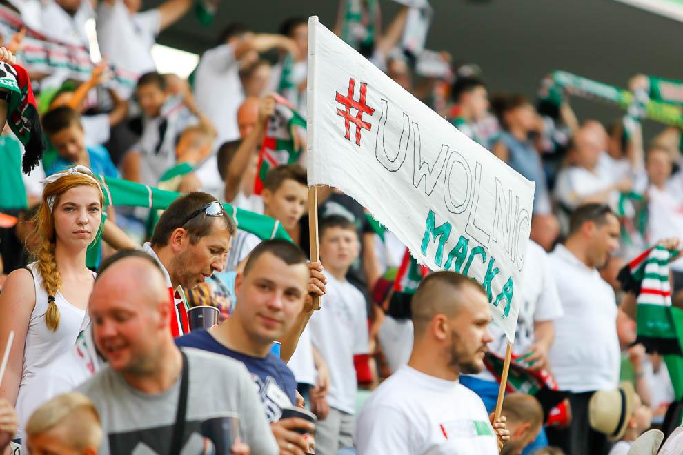 Legia Warszawa 1-1 Wisła Kraków - fot. Piotr Galas/wiadomosci24.pl (zdjęcie 59 z 76)