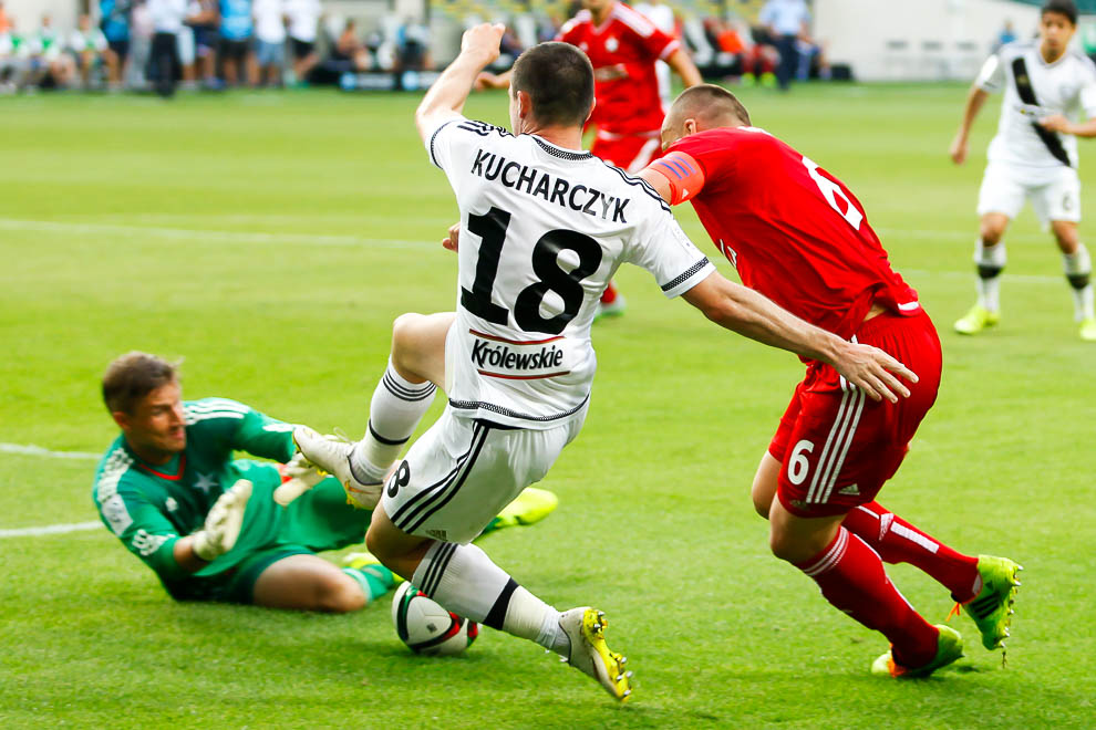 Legia Warszawa 1-1 Wisła Kraków - fot. Piotr Galas/wiadomosci24.pl (zdjęcie 64 z 76)