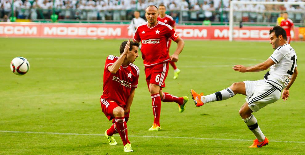 Legia Warszawa 1-1 Wisła Kraków - fot. Piotr Galas/wiadomosci24.pl (zdjęcie 68 z 76)