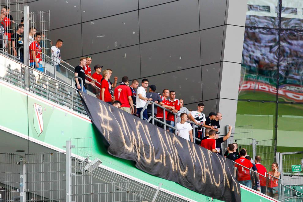 Legia Warszawa 1-1 Wisła Kraków - fot. Piotr Galas/wiadomosci24.pl (zdjęcie 70 z 76)
