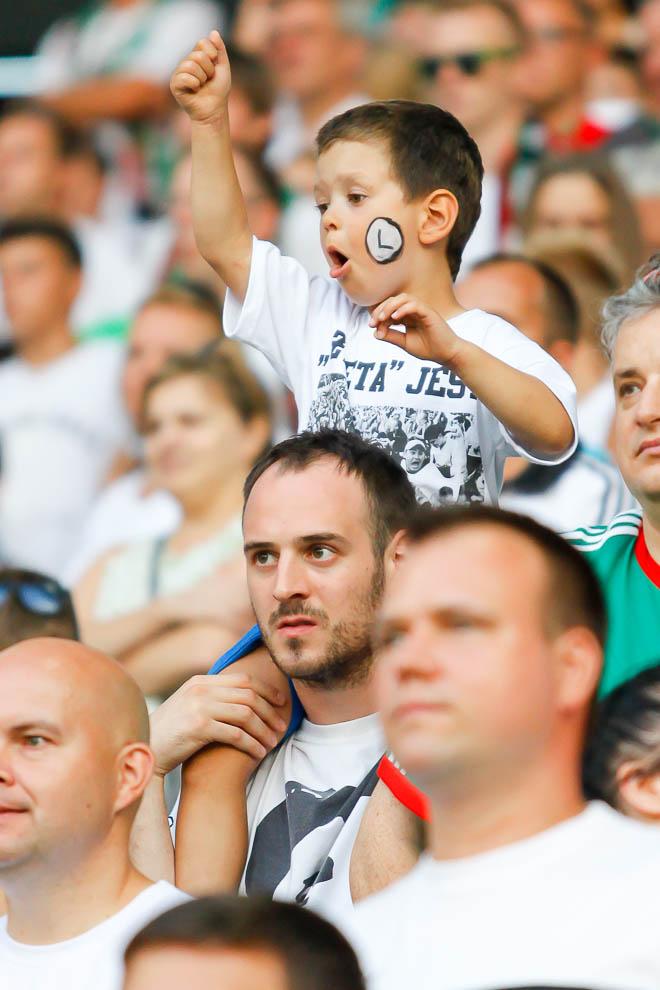 Legia Warszawa 1-1 Wisła Kraków - fot. Piotr Galas/wiadomosci24.pl (zdjęcie 72 z 76)