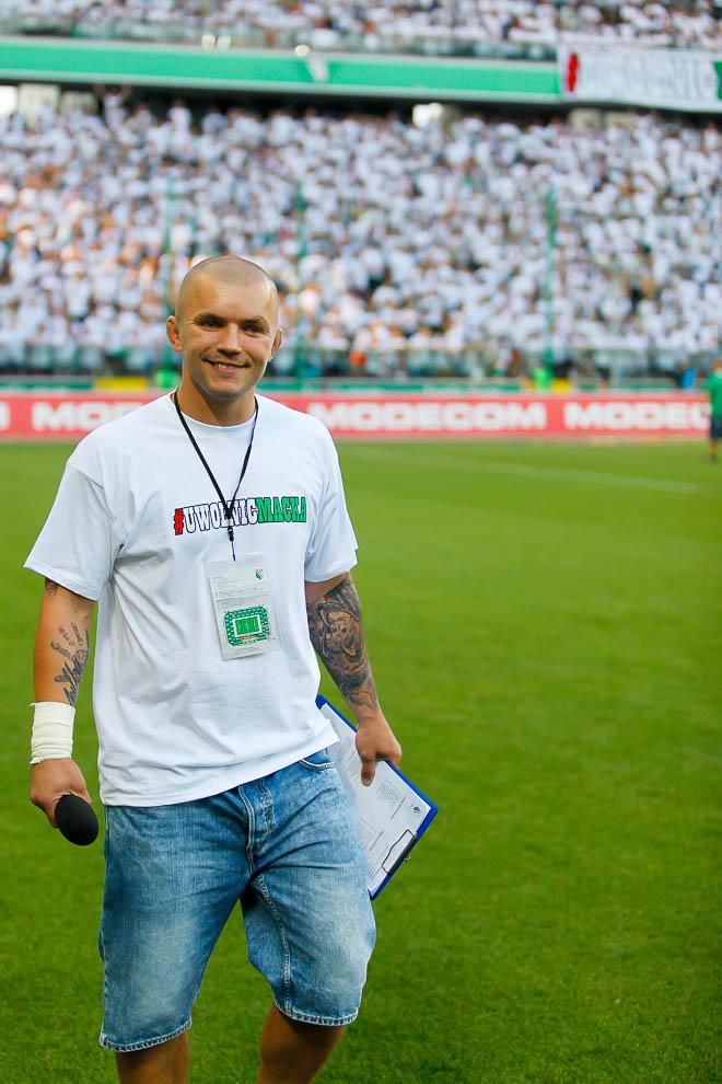 Legia Warszawa 1-1 Wisła Kraków - fot. Piotr Galas/wiadomosci24.pl (zdjęcie 8 z 76)