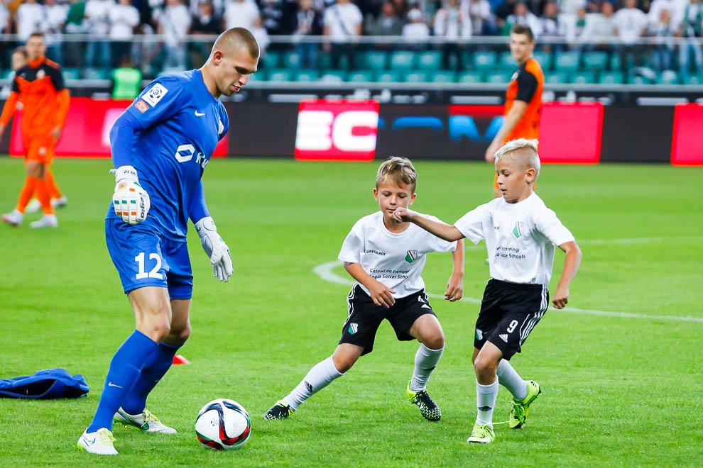 Legia Warszawa 2-2 Zagłębie Lubin - fot. Piotr Galas/wiadomosci24.pl (zdjęcie 16 z 64)