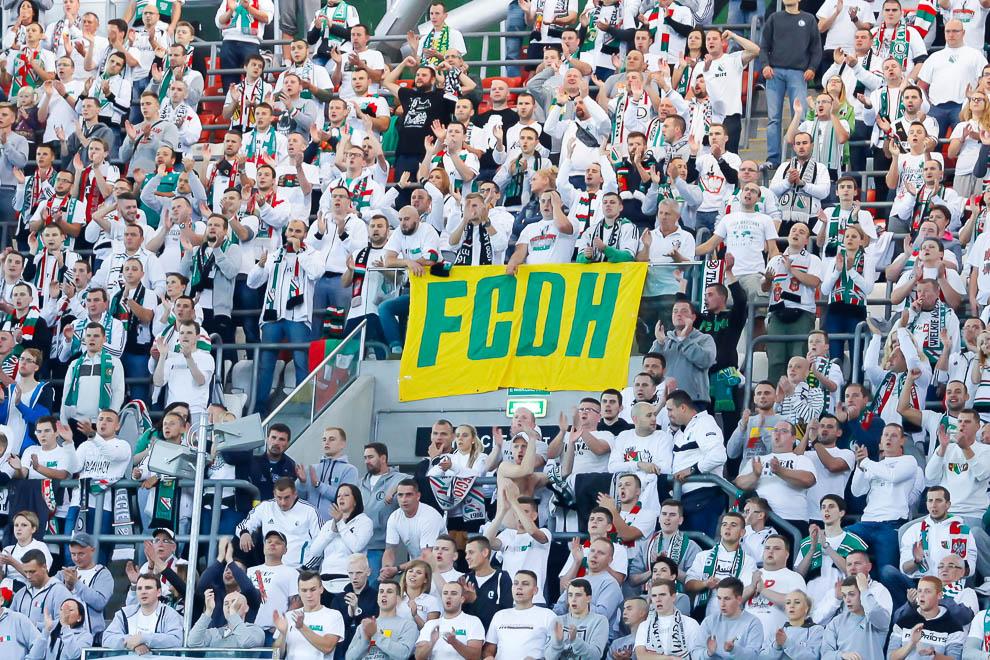 Legia Warszawa 2-2 Zagłębie Lubin - fot. Piotr Galas/wiadomosci24.pl (zdjęcie 24 z 64)