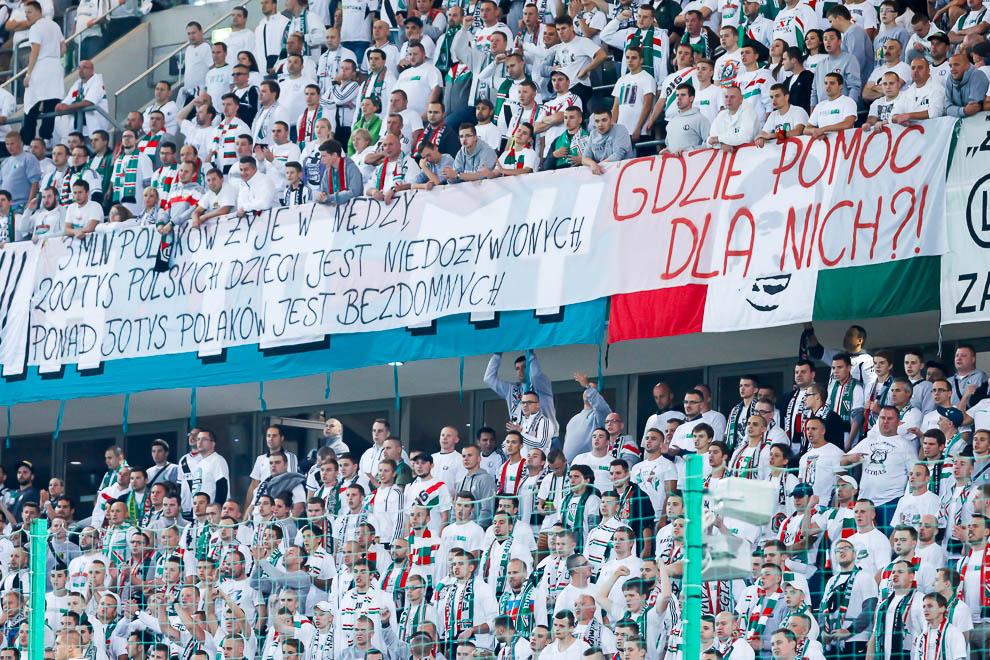 Legia Warszawa 2-2 Zagłębie Lubin - fot. Piotr Galas/wiadomosci24.pl (zdjęcie 26 z 64)
