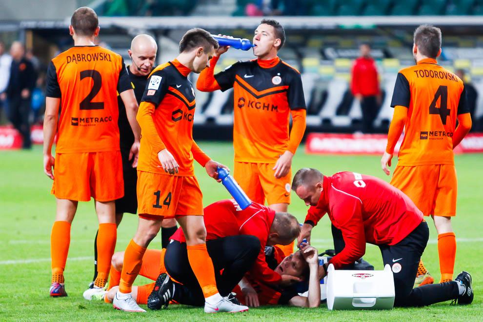 Legia Warszawa 2-2 Zagłębie Lubin - fot. Piotr Galas/wiadomosci24.pl (zdjęcie 28 z 64)