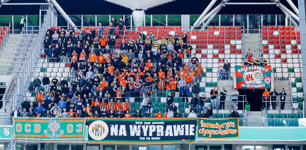 Legia Warszawa 2-2 Zagłębie Lubin - fot. Piotr Galas/wiadomosci24.pl (zdjęcie 3 z 64)
