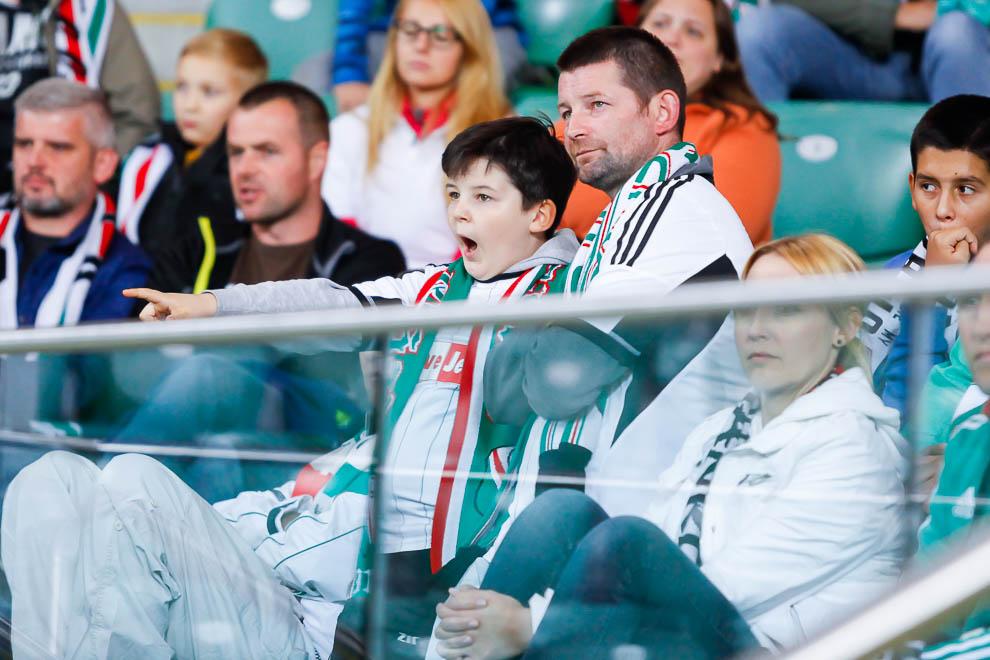 Legia Warszawa 2-2 Zagłębie Lubin - fot. Piotr Galas/wiadomosci24.pl (zdjęcie 38 z 64)