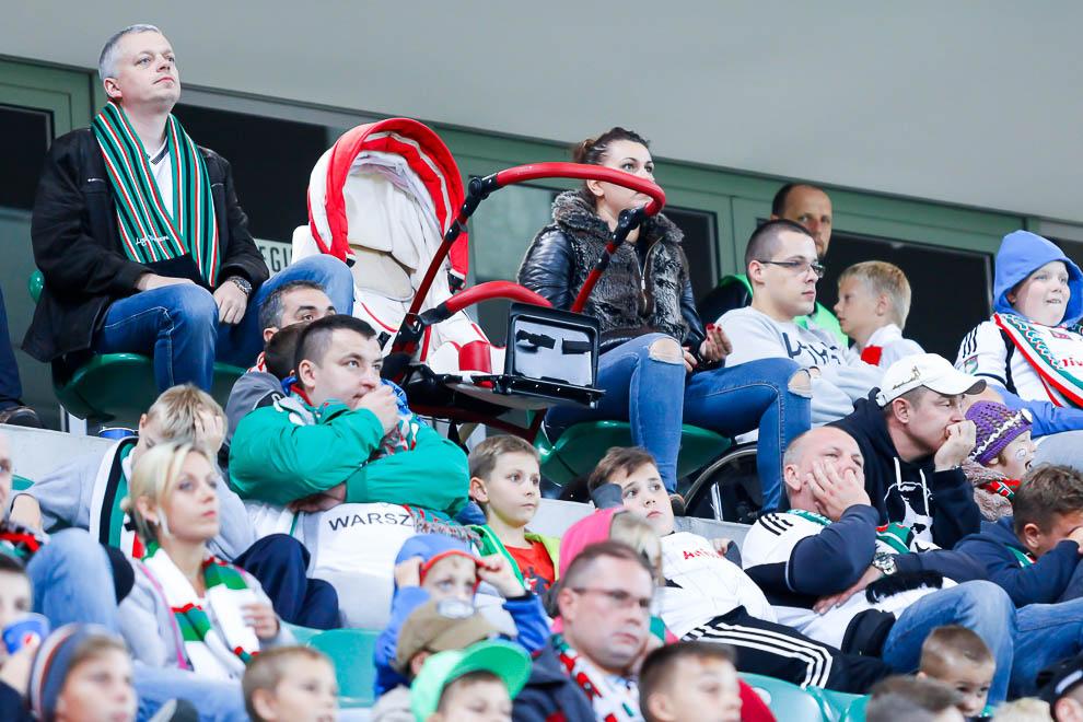 Legia Warszawa 2-2 Zagłębie Lubin - fot. Piotr Galas/wiadomosci24.pl (zdjęcie 40 z 64)