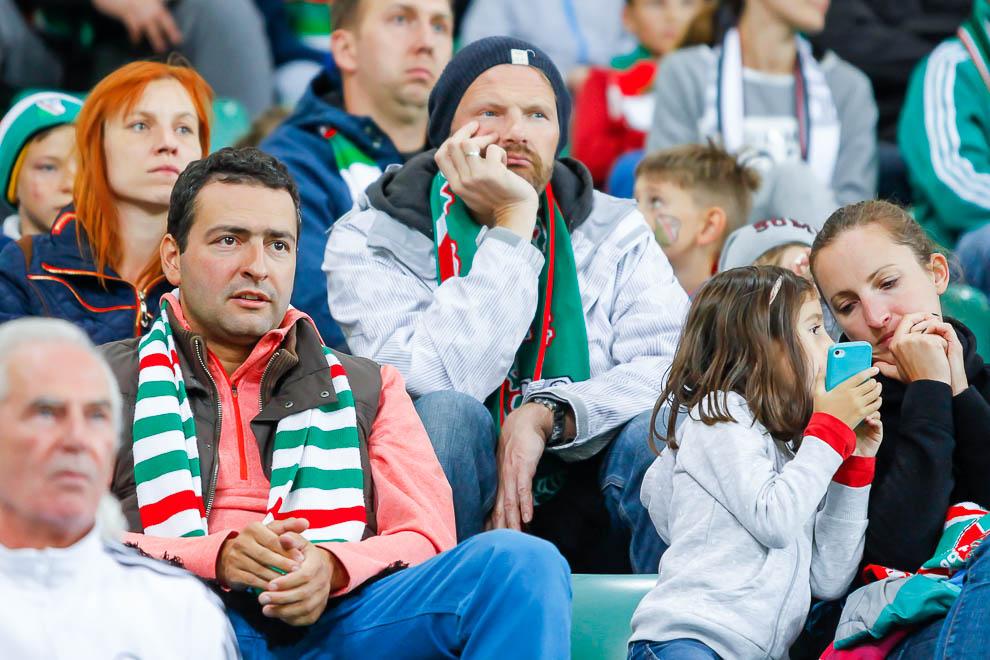 Legia Warszawa 2-2 Zagłębie Lubin - fot. Piotr Galas/wiadomosci24.pl (zdjęcie 41 z 64)
