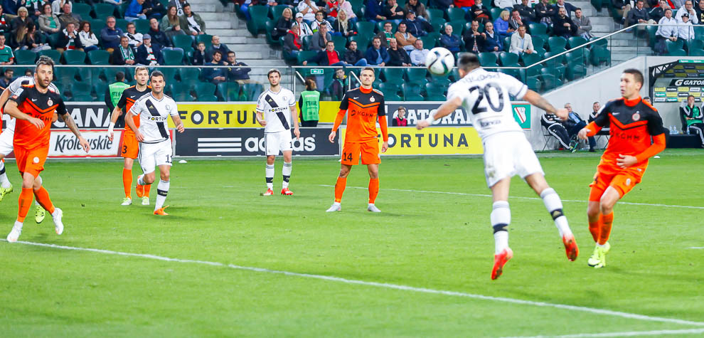 Legia Warszawa 2-2 Zagłębie Lubin - fot. Piotr Galas/wiadomosci24.pl (zdjęcie 42 z 64)