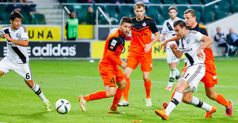 Legia Warszawa 2-2 Zagłębie Lubin - fot. Piotr Galas/wiadomosci24.pl (zdjęcie 48 z 64)