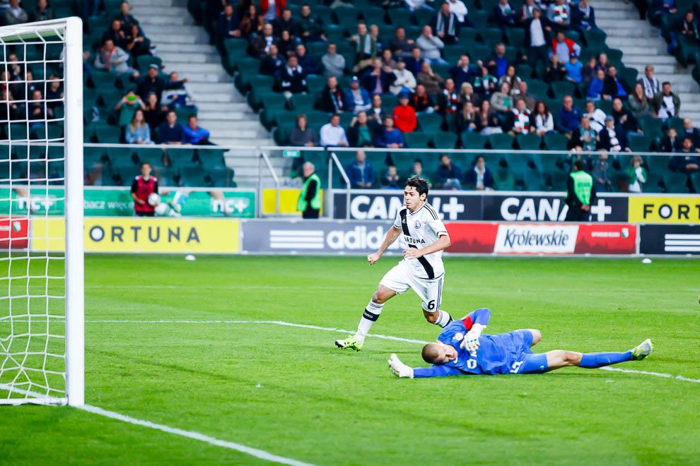 Legia Warszawa 2-2 Zagłębie Lubin - fot. Piotr Galas/wiadomosci24.pl (zdjęcie 49 z 64)