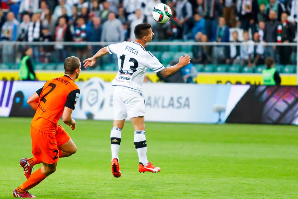 Legia Warszawa 2-2 Zagłębie Lubin - fot. Piotr Galas/wiadomosci24.pl (zdjęcie 58 z 64)