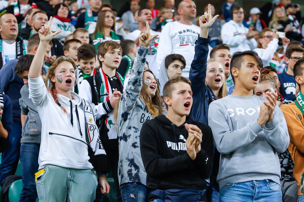 Legia Warszawa 2-2 Zagłębie Lubin - fot. Piotr Galas/wiadomosci24.pl (zdjęcie 59 z 64)