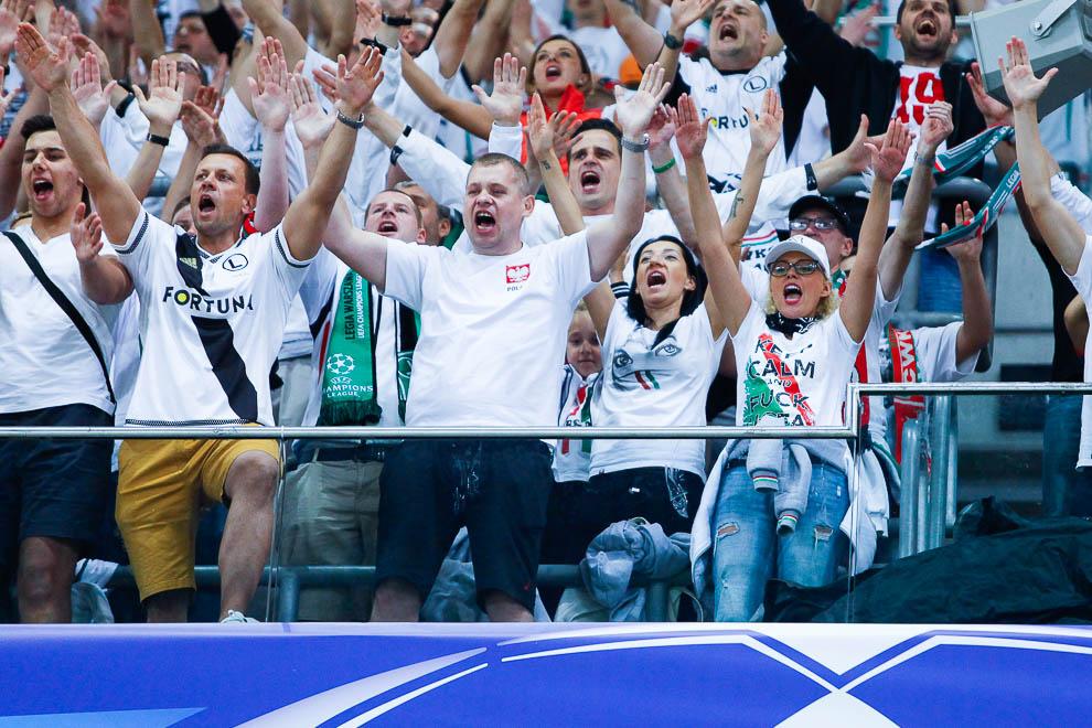 Legia Warszawa 0-6 Borussia Dortmund - fot. Piotr Galas/wiadomosci24.pl (zdjęcie 1 z 77)