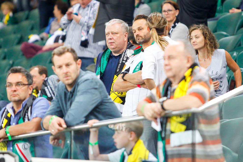 Legia Warszawa 0-6 Borussia Dortmund - fot. Piotr Galas/wiadomosci24.pl (zdjęcie 10 z 77)