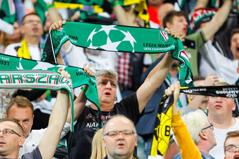 Legia Warszawa 0-6 Borussia Dortmund - fot. Piotr Galas/wiadomosci24.pl (zdjęcie 15 z 77)