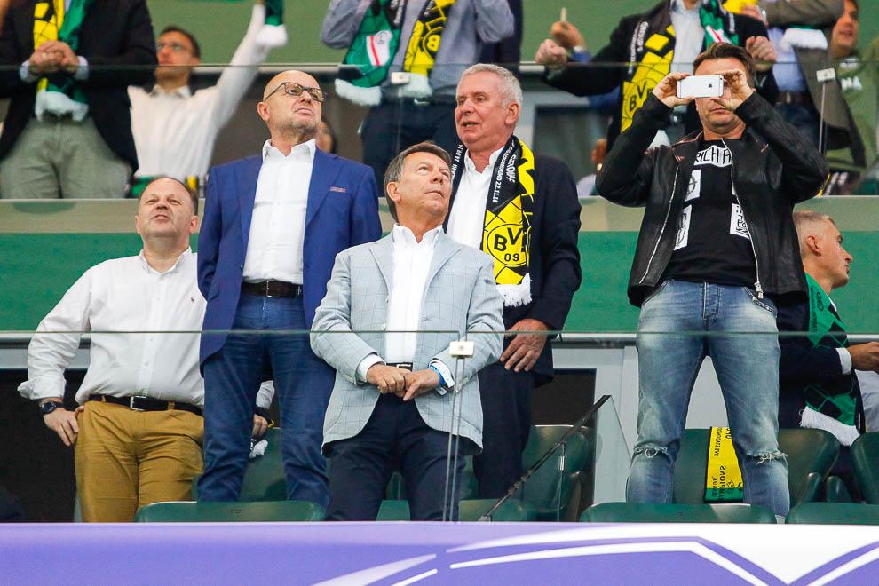 Legia Warszawa 0-6 Borussia Dortmund - fot. Piotr Galas/wiadomosci24.pl (zdjęcie 16 z 77)