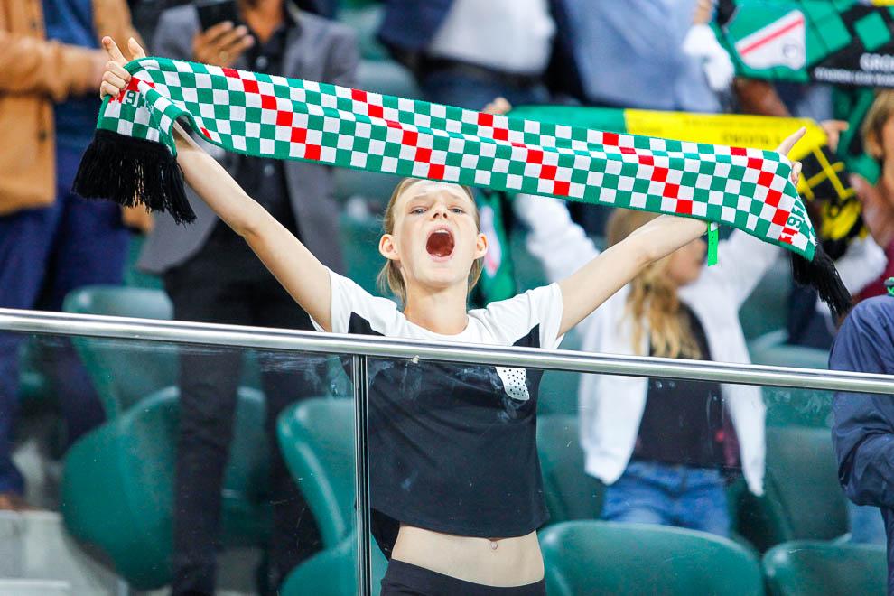 Legia Warszawa 0-6 Borussia Dortmund - fot. Piotr Galas/wiadomosci24.pl (zdjęcie 18 z 77)