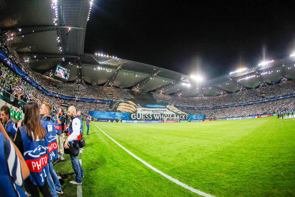 Legia Warszawa 0-6 Borussia Dortmund - fot. Piotr Galas/wiadomosci24.pl (zdjęcie 19 z 77)