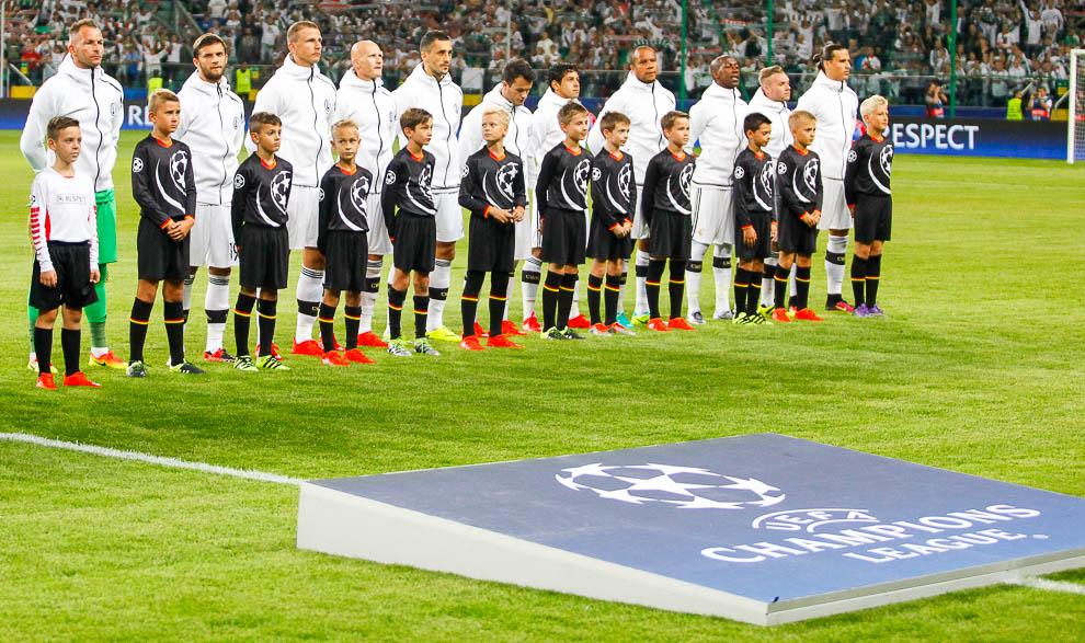 Legia Warszawa 0-6 Borussia Dortmund - fot. Piotr Galas/wiadomosci24.pl (zdjęcie 23 z 77)