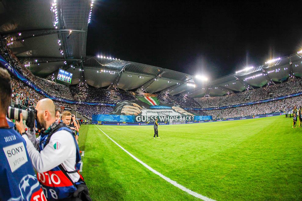 Legia Warszawa 0-6 Borussia Dortmund - fot. Piotr Galas/wiadomosci24.pl (zdjęcie 25 z 77)