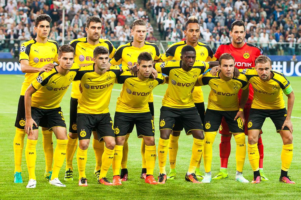 Legia Warszawa 0-6 Borussia Dortmund - fot. Piotr Galas/wiadomosci24.pl (zdjęcie 28 z 77)