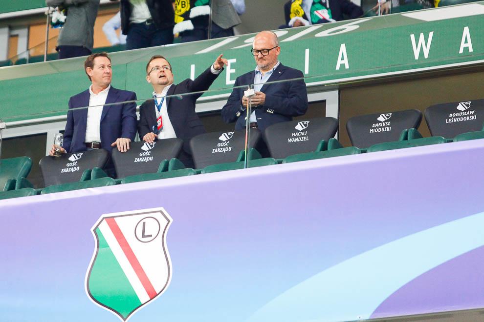 Legia Warszawa 0-6 Borussia Dortmund - fot. Piotr Galas/wiadomosci24.pl (zdjęcie 5 z 77)