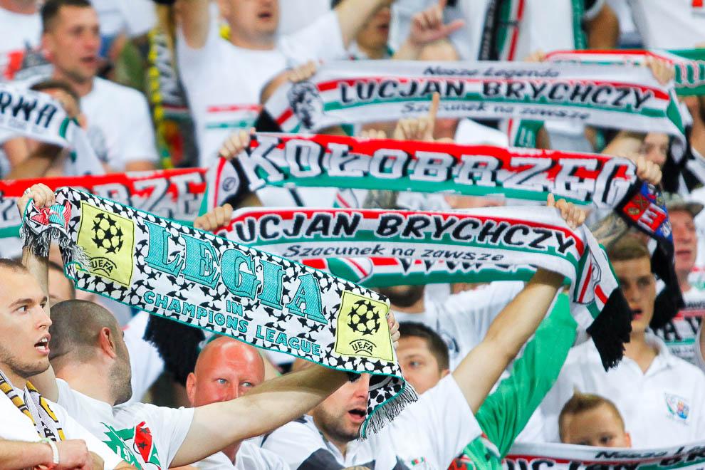 Legia Warszawa 0-6 Borussia Dortmund - fot. Piotr Galas/wiadomosci24.pl (zdjęcie 53 z 77)