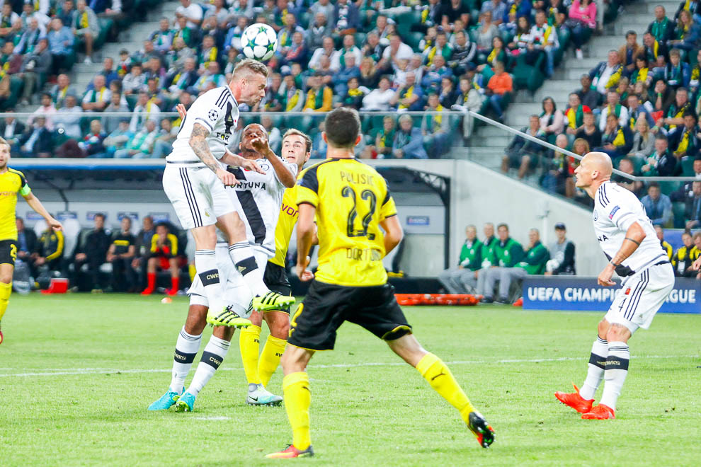 Legia Warszawa 0-6 Borussia Dortmund - fot. Piotr Galas/wiadomosci24.pl (zdjęcie 63 z 77)